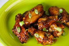 """Blow Your Mind"" Baked Chicken Wings by Daphne Oz"