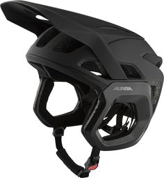 Der Alpina Rootage Evo ist ein sogenannter Open-Face-Helm E Mtb, Evo, Bicycle Helmet, Highlights, Open Face, Black, Products, Cycling Helmet, Road Cycling