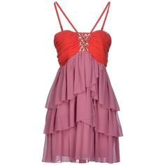 Lipsy Short Dress ($41) ❤ liked on Polyvore featuring dresses, light purple, short purple dresses, purple cocktail dresses, purple sleeveless dress, lipsy dresses and lavender cocktail dress