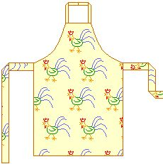 176 Free Apron Patterns.