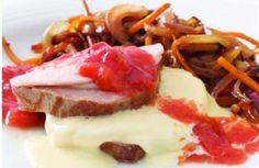 Peceto de ternera con zanahorias y cebollas >>>> http://www.srecepty.es/peceto-de-ternera-con-zanahorias-y-cebollas