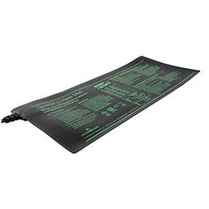 6 in x 14 in 8W Seedling Heat Mat Waterproof 120V HydroFarm MT10005 >>> Want additional info? Click on the image.