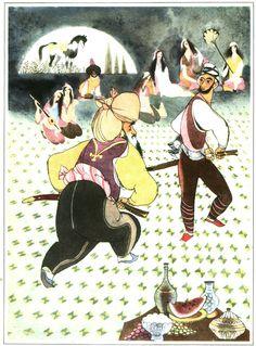 published by Hamlyn in 1960, illustrated by Jiri Trnka