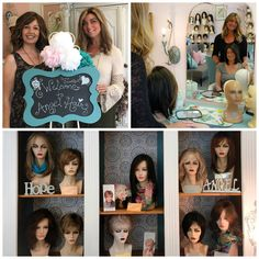 HairUWear Featured Retailer for August 2016: Angel Hair Wig Gallery of North Carolina is a full service wig salon that specializes in styling, maintenance and customization. Through the staff is extremely active in the medical community, they welcome clients who want to wear wigs simply for fun, fashion and/or convenience! They offer after hour appointments, house and hospital calls and free consultations. They carry an extensive selection of HairUWear wigs in the latest styles and colors.