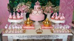 KIKA Festas e Decorações Infantil Campinas: DECORAÇÃO PRINCESAS/ COROAS EM PROVENÇAL