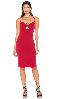 Cutaway Dress