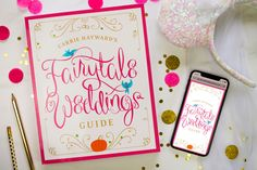 """Carrie Hayward's Fairytale Weddings Guide"" has been ✨COMPLETELY REVISED✨ in the wake of Disney's unprecedented changes to the way weddings are priced.  ⁠ Both the eBook and print guide have complete details on the new way weddings are priced at Walt Disney World, including how to have just a ceremony and cake.  Free updates mean you can buy the eBook now and you'll always have access to the most recent version of it—giving you a jump on planning even if your date is several years away!"