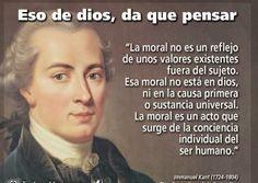 ética y moral!