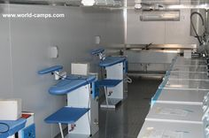 Kitchen Containers, Storage Containers, Container Dimensions, Military Housing, Kitchen Units, Water Treatment, Prefab, Camps, Army