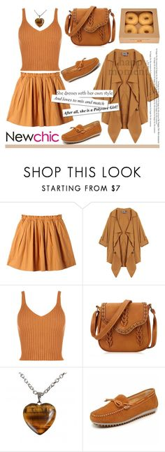 """""""NewChic - Back to School: 22/09/16"""" by pinky-chocolatte ❤ liked on Polyvore featuring Uniqlo"""