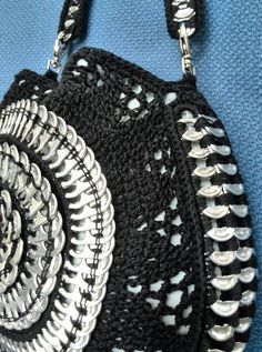 Pop Top Crafts, Soda Tabs, Box Tops, Capsule, Chainmaille, Margarita, Craft Projects, Gifs, Recycling