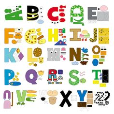 Buy All Alphabet Craft Kits and Save! - Oriental Trading