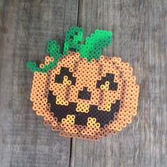 Halloween hama beads by maries_perlerart