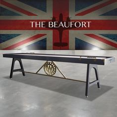 View our top-quality Beaufort Shuffleboard Table Customised Length to add that touch of fun to your games room, office space or home decor. Luxury Gifts For Men, Shuffleboard Table, Air Hockey, Ping Pong Table, Game Room, Bobs, Tables, Fun, Handmade