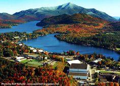 Adirondack Mountains of New York