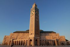 Hassan II Mosque (Casablanca, Morocco)