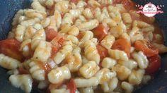 Gnocchi senza patate (410 calorie a porzione)   Le Ricette Super Light Di Giovi