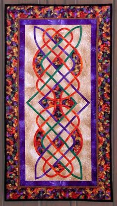 Celtic Trinity Knot Quilt Quilt Show Quilts And Other