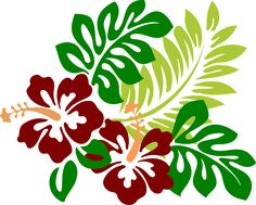 Hibiscus Tropical Flowers Postcard - spring gifts beautiful diy spring time new year Tropical Flowers, Hawaiian Flowers, Hibiscus Flowers, Floral Flowers, Beach Flowers, Hawaiian Quilt Patterns, Hawaiian Quilts, Hawaiian Flower Drawing, Flower Drawings