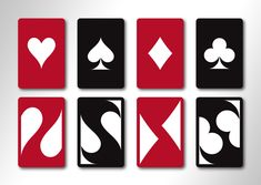 Playing cards designed by pablo tellechea classic games игральные карты, гр Unique Playing Cards, Playing Cards Art, Game Design, Logo Design, Graphic Design, Deck Of Cards, Card Games, Drawings, Creative