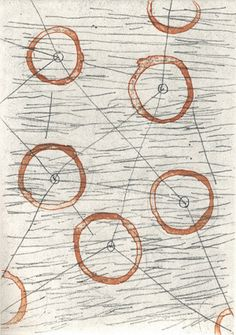 Philippe Vandenberg, etch for Exil de Peintre suite, 2004 Ergo Pers