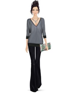 Styled with: Rebecca Minkoff, Zimmermann, Three Dots, Cashhimi, Fallon, Isharya   Create your own look with Covet Fashion