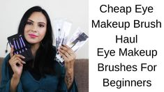 Hello friends, today I am sharing cheap eye makeup brushes haul from puna store and proarte. These eye makeup brushes are cheap and good for beginners. Best Brushes, Best Makeup Brushes, It Cosmetics Brushes, Eyeshadow Brushes, Makeup Cosmetics, Best Makeup Products, Kabuki Brush Set, Cosmetic Brush Set, Makeup Brush Set