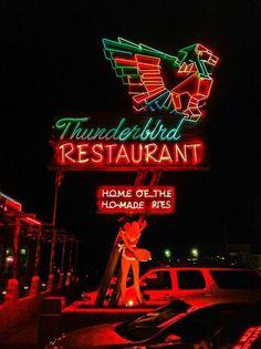 Neon - Thunderbird Restaurant