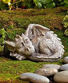 Make Your Garden A Dragon Sanctuary...see more at PetsLady.com -The FUN site for Animal Lovers