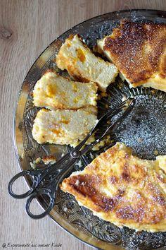 Experimente aus meiner Küche: Käsekuchen ohne Boden