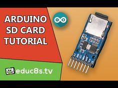 Arduino Tutorial: SD card module Micro SD tutorial DIY