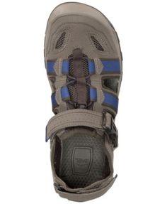 d8059b722 Teva Men s Omnium 2 Water-Resistant Sandals - Blue 11 Blue Sandals