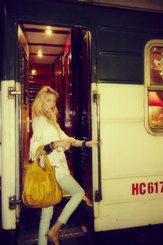 train rides home