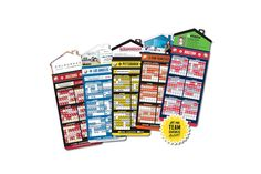 Reinforce your next business pitch by closing the deal with a custom house shape magnet with pro baseball schedule card. This magnetic promotional product features a personalized house shaped magnet with a pro baseball team schedule card of your choice attached.  The pro baseball schedule magnets are a real estate agent magnet must have! #wgmagnets