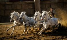 Jack Huston plays Judah Ben-Hur