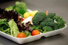 A base da dieta mediterrânica são os vegetais e as frutas