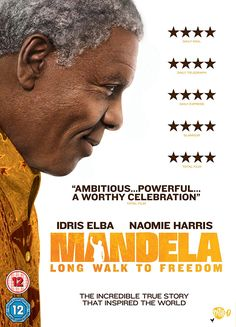 Mandela: Long Walk to Freedom. Idris Elba (so good), Naomie Harris, Robert Hobbs, Carl Beukes, Theo Landey, Justin Chadwick: DVD & Blu-ray