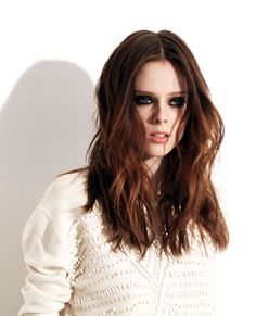 the big reveal...hello coco rocha! http://blog.sassandbide.com/thetakeover?utm_source=pinterest_medium=post_content=day3thereveal_campaign=the_takeover