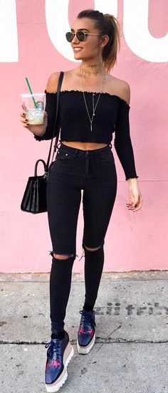 HIDEOUS shoes but love love love everything else. Except the Starbucks lol. I would never!