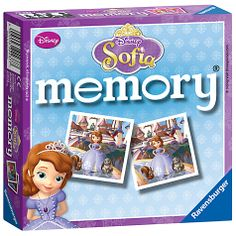 Ravensburger Sofia the First Memory Game Online at johnlewis.com - bought