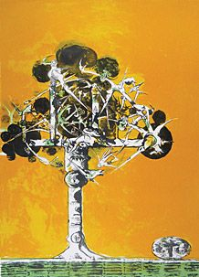 Graham Sutherland - Thorn Structure What He did for me...