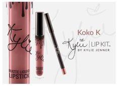Kylie Jenner Lip Gloss Kit (8 colors)