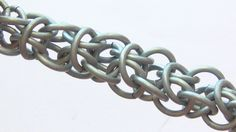 HOW TO DO ELF CHAIN MAILLE WEAVE