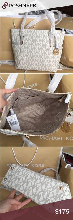 Michael Kors Tote Bag 100% Authentic Michael Kors Tote Bag, brand new with tag! Michael Kors Bags Totes