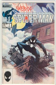 Title: Web of Spider-Man | Year: 1985 | Publisher: Marvel | Number: 1 | Print: 1 | Type: Regular | TitleId: 11f736ac-5495-40c0-8d49-98b9608736e7