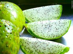 """""""Andean #fruit known as """"Sanky"""" was used by the Incas due to its properties as an effective #medicine. It is grown on cactuses and contains high amounts of #calcium, #potassium, and #vitamin C. It's said that it decreases hunger, perfect for dieting!   El #Sanky es originario de los #andes del Perú. Es utilizado desde tiempos incaicos debido a que posee muchas propiedades benéficas para la salud, es rica en #calcio, #potasio y #vitaminaC. También se le atribuye la reducción del apetito."""