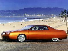 Cadillac Eldorodo Concept Car