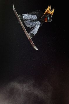 Shaun White soars above the pipe on his final run as he won the goal medal in the men's snowboard superpipe final during Winter X Games 2012 at Buttermilk Mountain on January 29, 2012 in Aspen, Colorado.