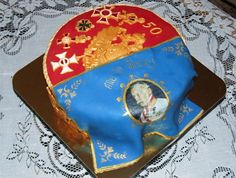 Military cake - Radetzky 2