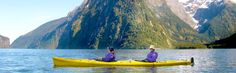 Australia and New Zealand offer a myriad of activities for the energetic traveler.